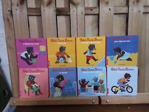 Lot de 8 livres Petit Ours Brun Bayard jeunesse  pot,maman, dormir, mer,