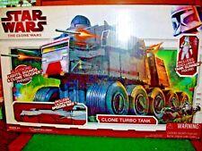 2008 Star Wars The Clone Wars Clone Turbo Tank by Hasbro