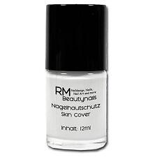12ml Nagelhautschutz Skin Cover Latex Haut Peel Off Weiss Nageldesign Nagellack