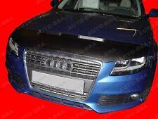 BRA für Audi A4 B8 Bj. 08-11 S Line Logo Emblem Steinschlagschutz Haubenbra