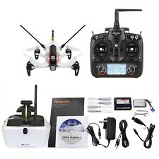 Walkera Rodeo150 RC Drone 5.8G FPV Goggle 4 Glasses DEVO 7 Remote 600TVL Cams