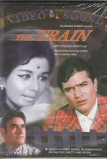 The Train - rajesh Khanna , nanda  [Dvd] 1st Edition Released
