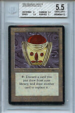 MTG Arabian Nights Jandor's Ring BGS 5.5 Excellant+ Magic the Gathering 4112