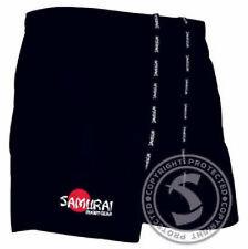 "Samurai Professional Rugby Short Black (XS) 30"" waist"