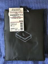 Muji Packing Cubes size L Olive 40x53x10 cm
