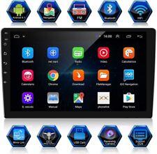"""2 Din 10.1"""" Android 9.1 Radio de Coche Reproductor MP5 GPS Navi Pantalla Espejo"""