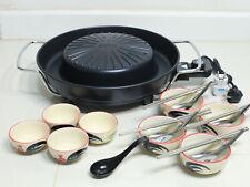 elektrischer Thai Grill BBQ Hot Pot XXL groß+stark 1900W OTTO GR-175 - no bowls