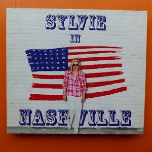 CD+ DVD SYLVIE VARTAN In Nashville 88883770502 digipack