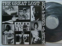 BAY CITY ROLLERS THE GREAT LOST ROLLERS ALBUM