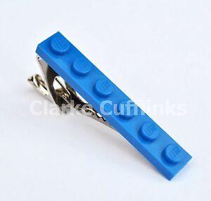 LEGO® Brick NOVELTY TIE CLIP WEDDING TIE SLIDE LEGO CUFFLINK MENS GIFT PRESENT
