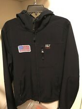 Abercrombie & Fitch  HOODY JACKET  SOFTSHELL  MEN'S LARGE