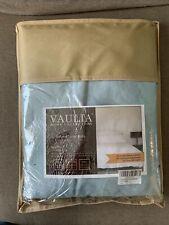 Vaulia Home Collection Full Queen Duvet Cover Set Bs305Q~Light Blue/Teal
