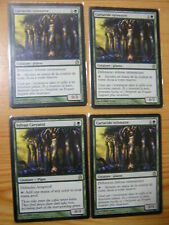 Carte Magic : Cariatide Sylvestre - Sylvan Caryatid x4 - Theros - Rare - NM