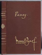 FANNY de Marcel PAGNOL illustré par Suzanne BALLIVET Éditions PASTORELLY 1970