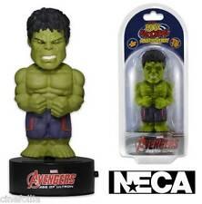 Body Knocker Avengers Age of Ultron Hulk Solar Powered 15 cm by NECA