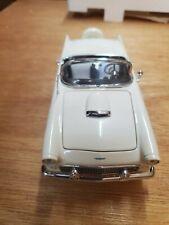 New ListingDanbury Mint 1956 Rare White Ford Thunderbird New