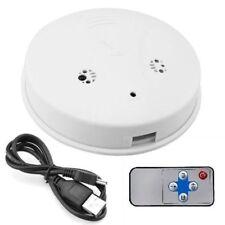32GB Camuflado Spy Cámara en Detector de Humo Dormir Infantil Salón Vídeo Foto