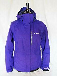 Columbia Ladies Ex-Hire Ski Jacket - Purple