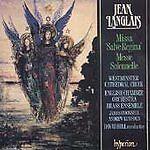 Langlais, J., Langlais: Missa Salve Regina / Messe Solenne, Excellent, Audio CD