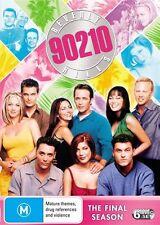 Beverly Hills 90210 : Season 10 (The Final Season) NEW DVD