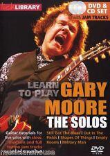 Fare clic su Libreria imparare a giocare la Solos Gary Moore ancora la Blues Guitar DVD