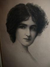 Damenbildnis ca. 1890-1900
