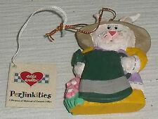 Midwest of Cannon Falls Ornament Eddie Walker Easter Bunny Rabbit Perjinkities