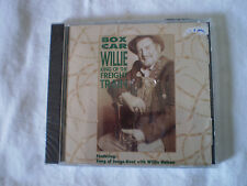 Boxcar Willie, King of the Freight train with Willie Nelson new unopened