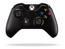Official Microsoft Xbox One Black Wireless Controller OEM Genuine SV2-00001 - UD
