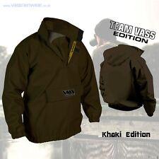VASS Fishing Waterproof Lightweight Olive Khaki 175 Smock Jacket *All Sizes*