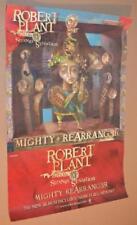 Robert Plant And The Strange Sensation Mighty Rearranger Us Promo Poster Vg