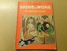 STRIP / SUSKE EN WISKE 54: DE KODDIGE KATER   1ste druk