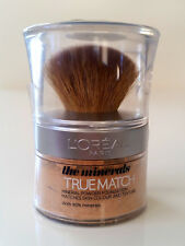 Loreal True Match Mineral Puder Foundation D1 / W1 Ivoire Dore / Golden Ivorory