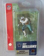 "ROY WILLIAMS #31 Dallas Cowboys  McFARLANE TOYS  2005 NFL  3"" inch Action Figure"