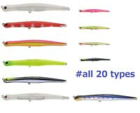 JACKSON TOP WATER lure Sinking Pencil Bait NYORO NYORO 85mm Sea Bass 20 types