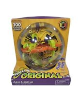 Perplexus Original Puzzle Ball Game Toy Difficulty Level 6 New Kid Group 2011