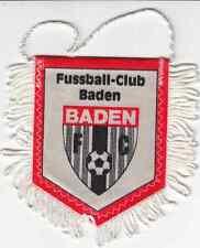 FANION  FOOTBALL  *FUSSBALL CLUB BADEN*