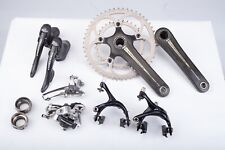 Campagnolo Record Carbon 10 speed group set build kit