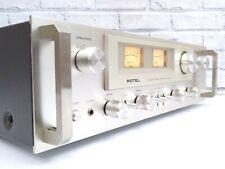 Amplificador Integrado Rotel RA- 913 con Vumeters Alta Gama Vintage