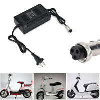 24V 1.6A 1.8A Power Battery Charger 90V 220V Electric Bike Scooter Supply SD