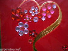 Papyrus Valentine Card I Love You 41 Jewels Flowers Velvet Heart Last One Availb