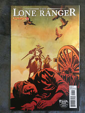 Lone Ranger #9 - Volume 2 - Dynamite Comics - 2012 - Comic Book