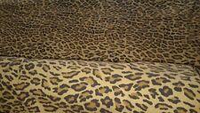 Ralph Lauren Aragon Leopard Print Full Flat Sheet