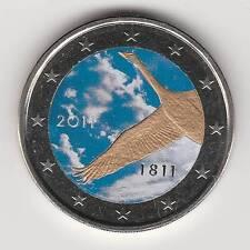 §2011A - 2 EURO COULEUR - FINLANDE  / BANQUE DE FINLANDE
