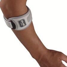 med Elbow Brace Epi from Push Braces in Grey/White One Size