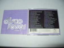 Disco Fever  Vol. 2 -  2 cd - 42 tracks-2001 cds are excellent condition