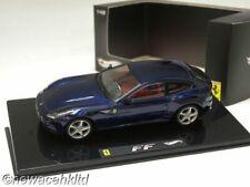 1/43 Ferrari FF Bleu Nuit 2011 Hw Elite w1189 NEUF boite