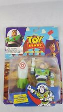 Toy Story Disney Action Figure Boxer Buzz Lightyear New Thinkway Vintage 1995
