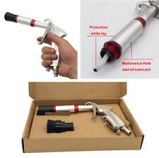 Auto Armaturenbrett Panel Teppich Air Blow Gun Reinigungswerkzeug+Pinselkopf Kit
