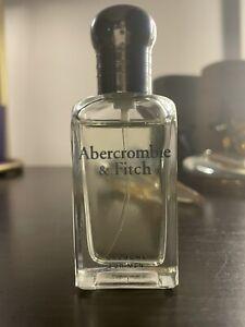 Abercrombie .65 oz original 1999 Vintage Rare Atomizer Bottle Near Full